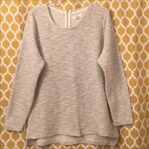 Marled pullover🎈